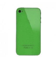 iPhone 4s cristal trasero verde