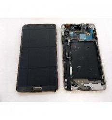 Samsung Galaxy note 3 n9005 pantalla lcd + tactil negro + ma