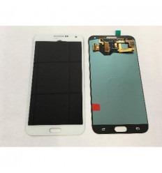 Samsung Galaxy E7 E700M pantalla lcd + tactil blanco origina
