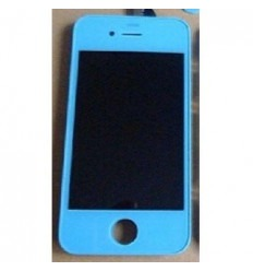 iPhone 4S lcd completo azul