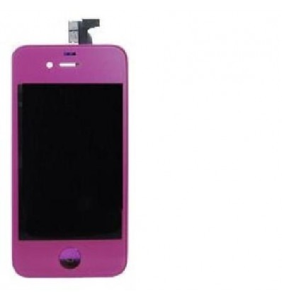 iPhone 4S full lcd purple