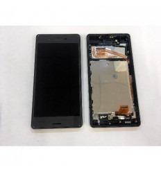 Sony Xperia X F5121 pantalla lcd + tactil negro + marco orig