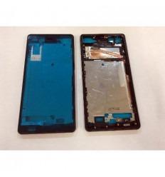 Sony Xperia X F5121 carcasa central negra original