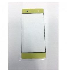 Sony Xperia XA F3111 cristal amarillo