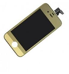 iPhone 4S lcd completo dorado