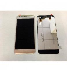 LG X Cam K580 pantalla lcd + tactil dorado original