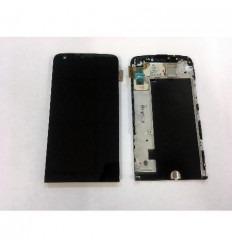 LG G5 SE H840 pantalla lcd + tactil negro + marco original