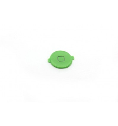 iPhone 4 Home button green