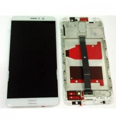 Huawei Mate 9 pantalla lcd + táctil blanco + marco original