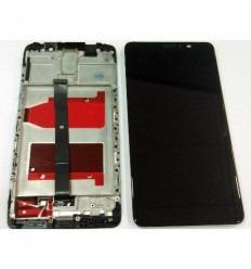Huawei Mate 9 pantalla lcd + táctil negro + marco original