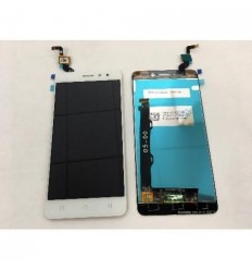 Lenovo K6 original display lcd with white touch screen