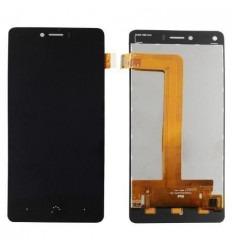 BQ Aquaris U plus TXDS500SHDPA-341 pantalla lcd + táctil neg