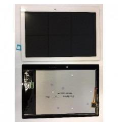 Lenovo tab 2 a10-70f a10-70l pantalla lcd + tactil blanco or