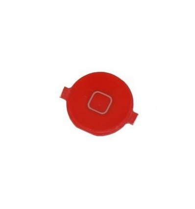 iPhone 4 Home button red