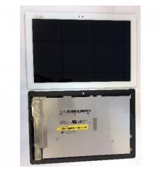 Asus ZenPad 10 Z300C original display lcd with white touch screen