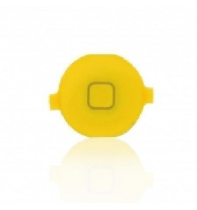 iPhone 4 Home button yellow