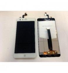 ZTE Z11 Mini NX529J pantalla lcd + tactil blanco original re