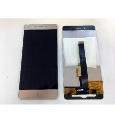 ZTE Nubia Z11 NX531J pantalla lcd + tactil dorado original r