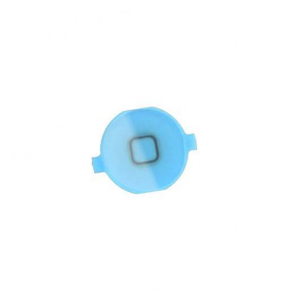 iPhone 4s home button blue