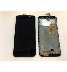 Zopo Speed 7 ZP550 pantalla lcd + tactil negro + marco origi