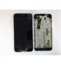 Meizu M2 mini Meilan 2 pantalla lcd + tactil negro + marco o