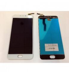 Meizu M3 Note L681H pantalla lcd + tactil blanco original
