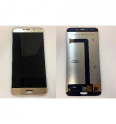 Elephone S7 original display lcd with gold touch screen
