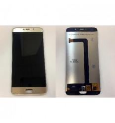 Elephone S7 pantalla lcd + tactil dorado original