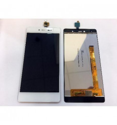 Wiko Fever original display lcd with white touch screen