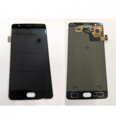 OnePlus 3T A3003 A3010 pantalla lcd + tactil negro original