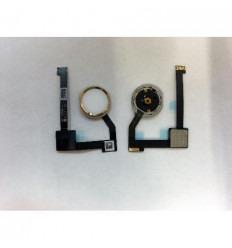 Ipad Mini 4 flex boton home dorado original