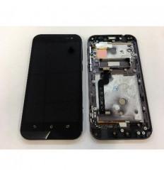 Asus ZenFone Zoom ZX551ML pantalla lcd + tactil negro + marc