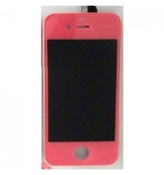 iPhone 4S lcd completo rosa