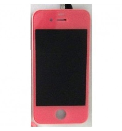 iPhone 4S full lcd pink