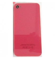 iPhone 4s cristal trasero rosa