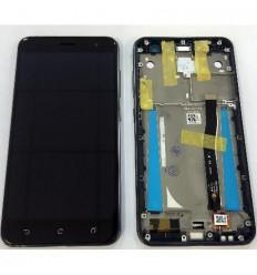 Asus Zenfone 3 ZE552KL pantalla lcd + tactil negro + marco o