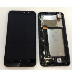 Asus Zenfone GO ZB551KL pantalla lcd + tactil negro + marco
