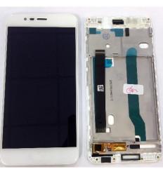 Asus Zenfone 3 Max ZC520TL pantalla lcd + tactil blanco + ma