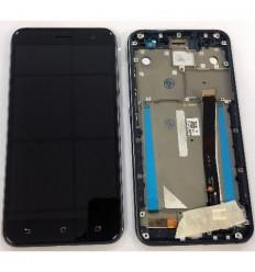 Asus ZenFone 3 ZE520KL pantalla lcd + tactil negro + marco o