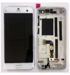 ZTE blade S7 T920 pantalla lcd + tactil blanco + marco blanc