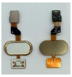 Meizu Meilan 3S m3s flex boton home dorado original