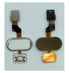 Meizu Meilan 3S m3s flex boton home blanco original