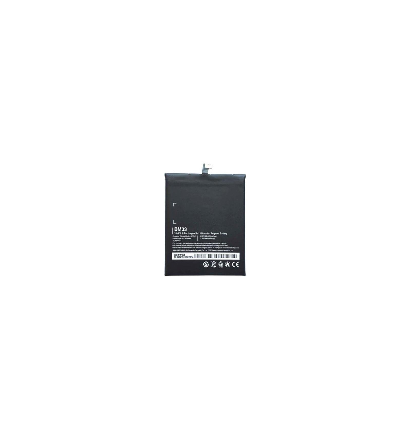 Harga Dan Spek Baterai Xiaomi Mi4i Bm33 Termurah 2018 Rakkipanda Battery Bm 33 For Mi 4i Mi41 Original Hitam Review