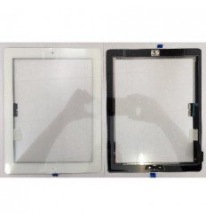 iPad 3 100% original white touch screen with complete home b