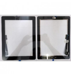 iPad 3 100% original black touch screen with complete home b