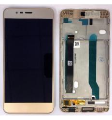 Asus Zenfone 3 Max ZC520TL pantalla lcd + tactil dorado + ma