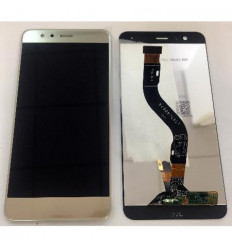 Huawei P10 Lite original display lcd with gold touch screen