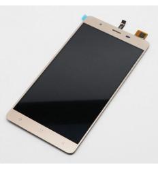 Elephone C1 pantalla lcd + tactil dorado original
