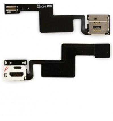 iPad 3G SIM card flex cable