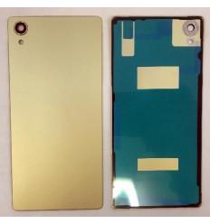 Sony Xperia X F5121 tapa bateria amarilla